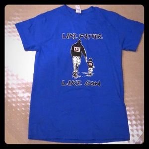NY Giants t-shirt
